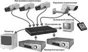 Установка, обслуживание, и настройка серверов для систем Видеонаблюдения